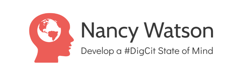 Header for nancywtech.com